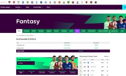 Fantasy Football FPL – Game Week 9